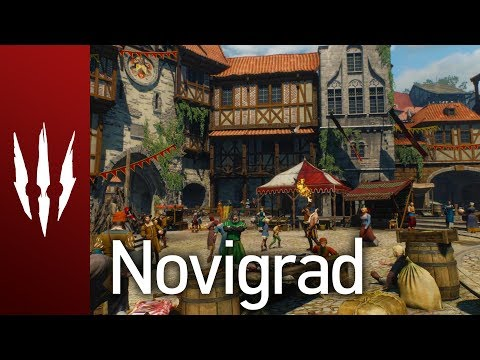 Witcher 3 - Music & Ambience - Novigrad