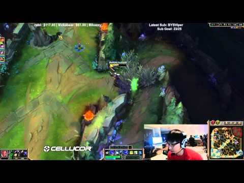 [4/28] CLG Ranked 5s vs University of Connecticut - Game 4 - League of Legends Full Game