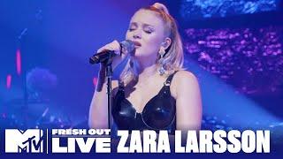 Zara Larsson Performs 'Poster Girl'   #MTVFreshOut