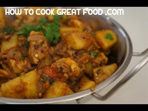 Chicken potato curry recipe indian cooking youtube chicken potato curry recipe indian cooking forumfinder Images
