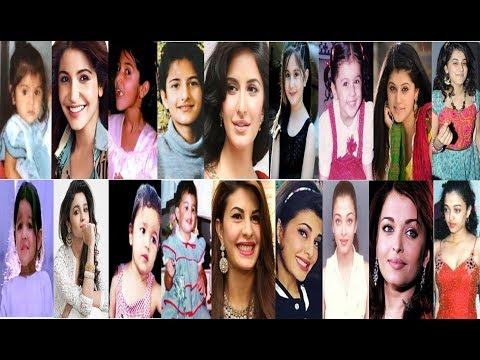 Top 20 Heroines names list with child hood|All Bollywood Act