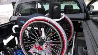 Snow Ride (offroad wheelchairs).mov