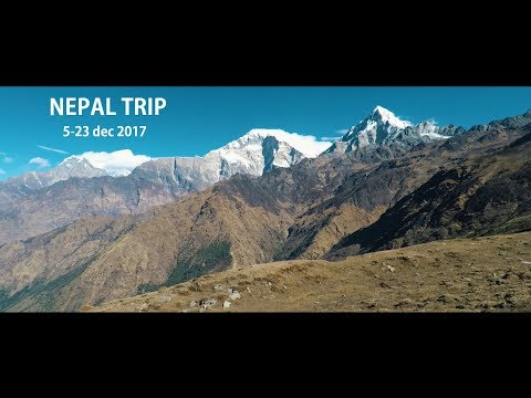 Nepal travel and Himalayan trekking in a less touristy part of the Annapurna region