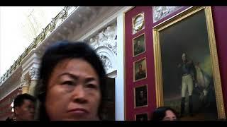 Эрмитаж в Санкт-Петербурге глазами туриста из Челябинска! Episode 2