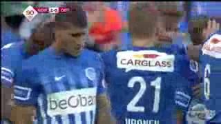 Goals Genk 2-1 Oostende