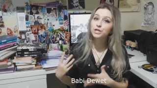 Entrevista Babi Dewet