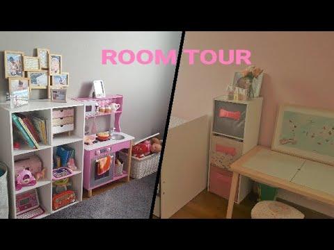 ROOM Tour  la chambre de ma fille Yasmine | جولة في غرفة ابنتي