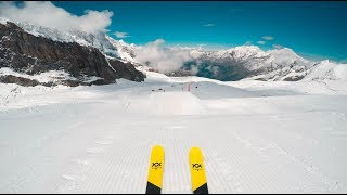 GLACIER SKIING AND SIGNING SESSION! | VLOG 30