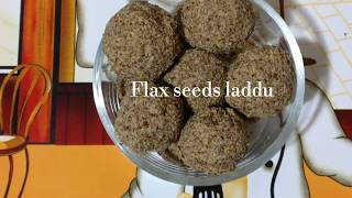 weight loss protein rich energy balls/ weight loss laddu/flax seed laddu//