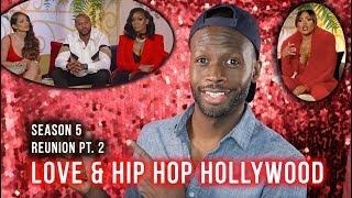 Love & Hip Hop Hollywood | Season 5 Ep. 18 | Reunion Pt. 2