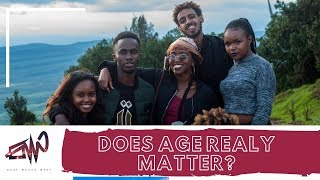 DOES AGE REALLY MATTER!!! // MILLENNIALS EDITION