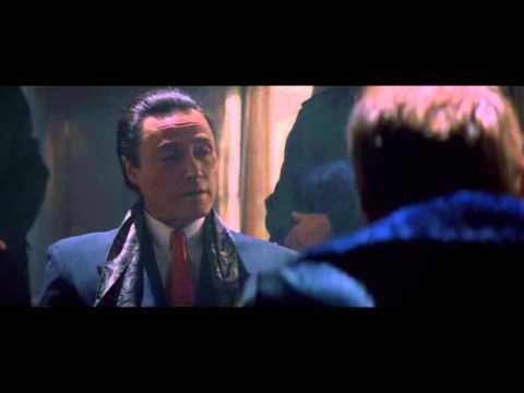 """Деннис Хоппер и Кристофер Уокен (эпизод из фильма """"Настоящая любовь"""" (1993)"""