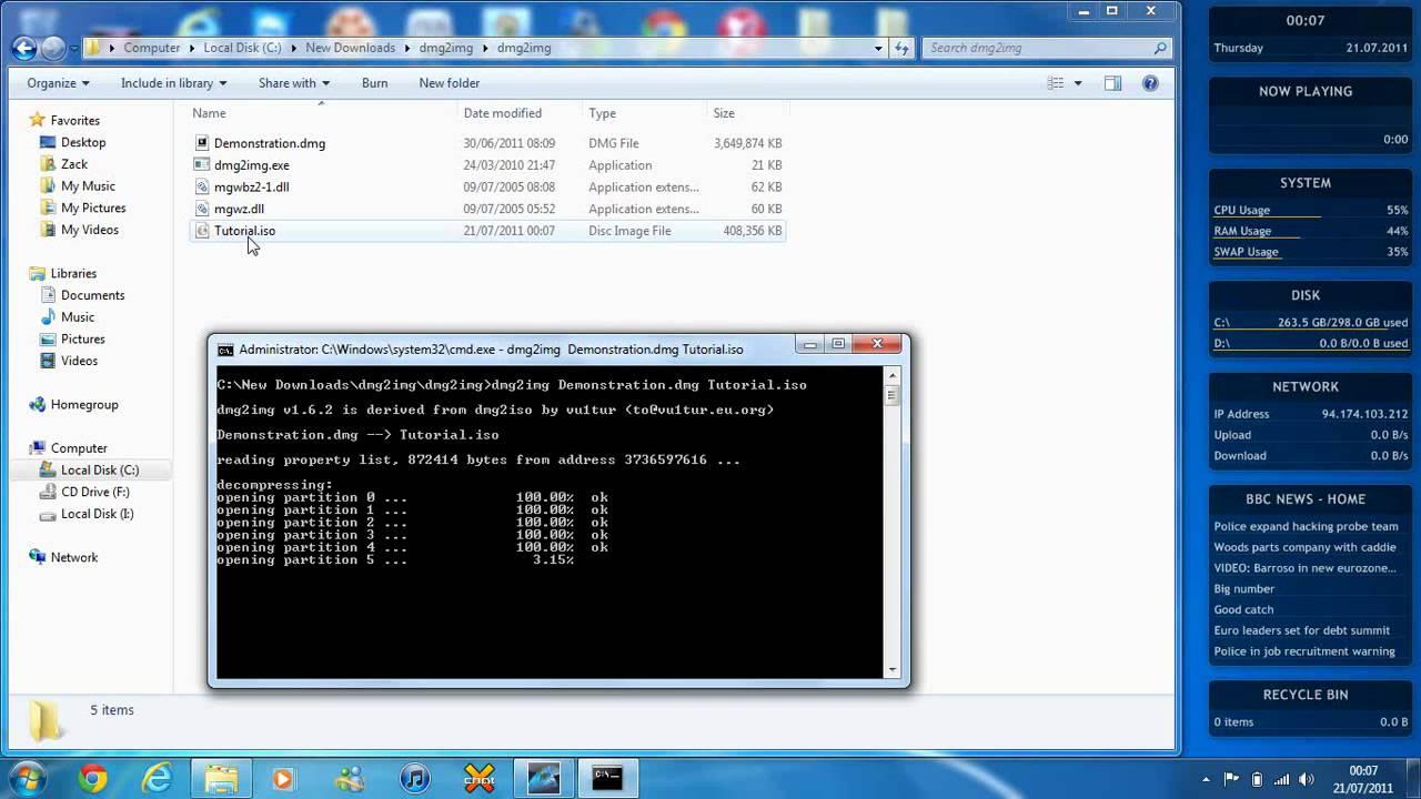 Convert Dmg To Iso Virtualbox Windows - warehouselast