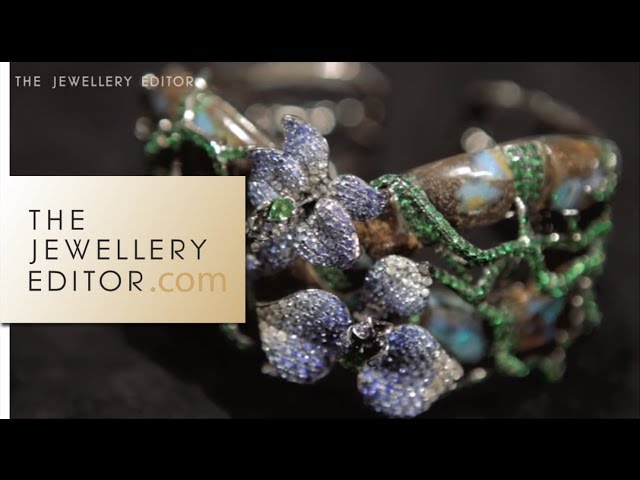 Baselworld 2014: amazing moments in jewellery