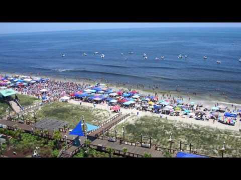 32nd Carolina Beach Music Festival 06032017, Photos where made  top of the CB Marriott
