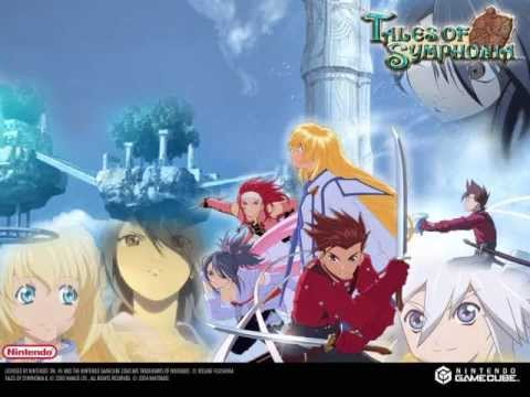 Tales Of Symphonia Ymir Forest