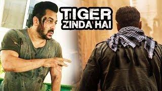 Salman Khan's BADASS Look From Tiger Zinda Hai - Extreme Action