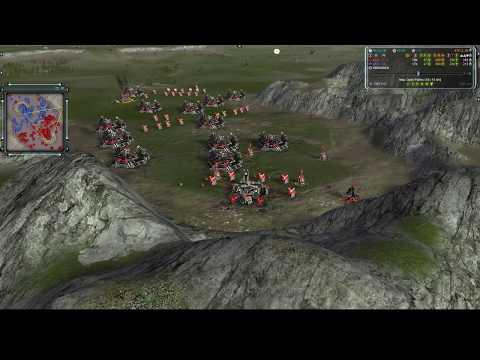 Supreme Commander - FAF Cast 345 - Tex Vs Ti__Xi
