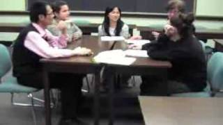 SUNY Sand Play Therapy Initial Meeting Bloopers