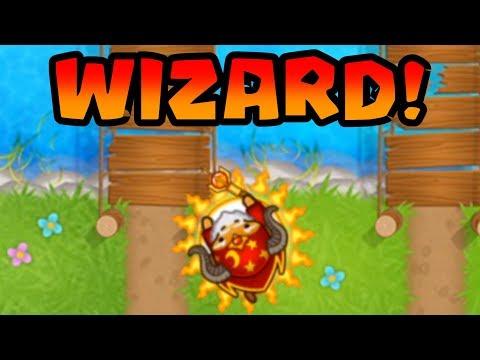 3 GOOD Wizard Strategies!   Bloons TD Battles