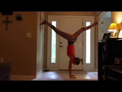 how to build balance for handstand