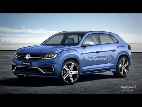 2018 VW Touareg Changes and Redesign