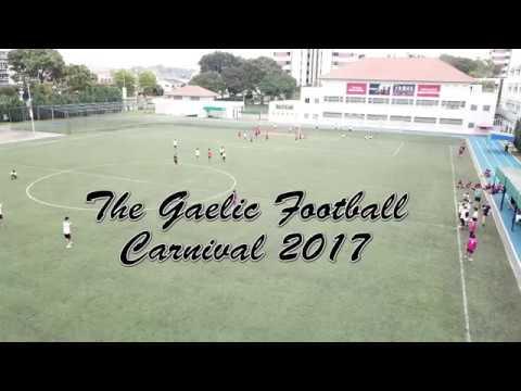 Gaelic Football Carnival 2017