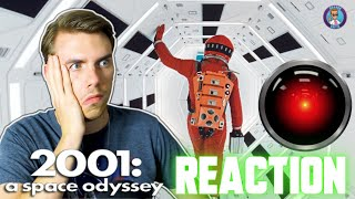 2001: A Space Odyssey (1968) - MOVIE REACTION - FIRST TIME WATCHING!