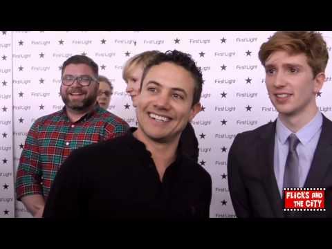 Warren Brown Luther Series 3  & Luke Newberry  First Light Awards 2013