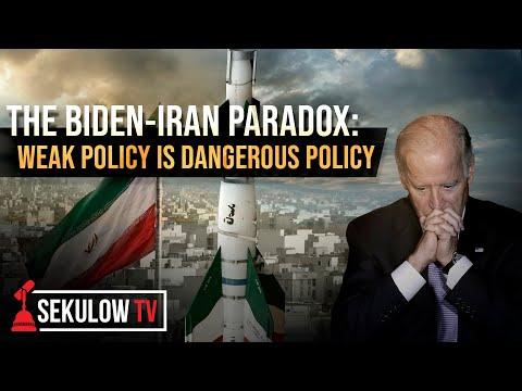 The Biden-Iran Paradox: Weak Policy Is Dangerous Policy - Sekulow TV Ep. 590