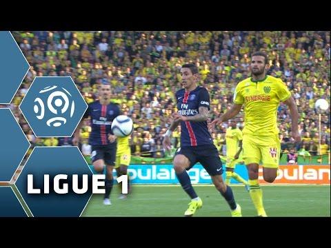 FC Nantes - Paris Saint-Germain (1-4)  - Résumé - (FCN - PARIS) / 2015-16