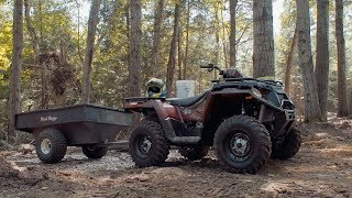Full REVIEW: 2017 Polaris Sportsman 450 H.O. Utility Edition