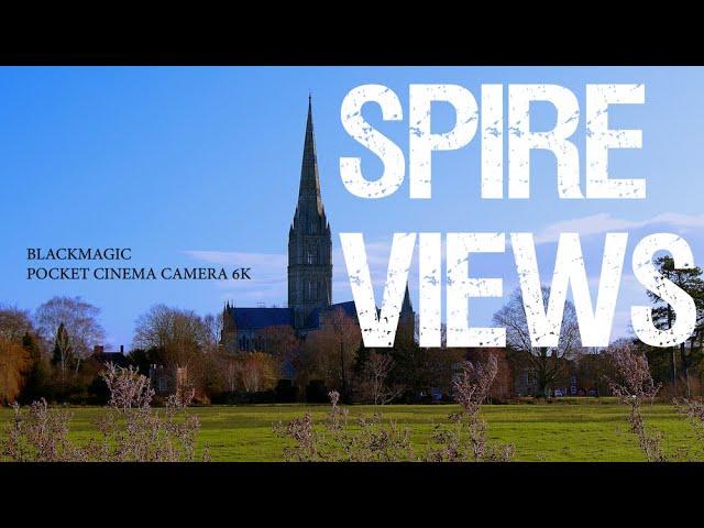 Salisbury Spire Views - BMPCC 6K