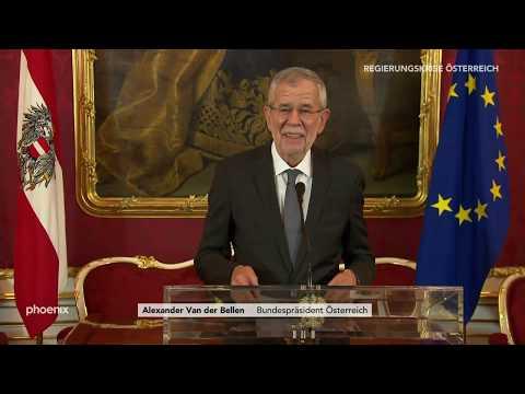 ALEXANDER VAN DER BELLEN<br/>Die Rede des Bundespräsidenten vom 18. Mai 2019 zum Ibiza-Video