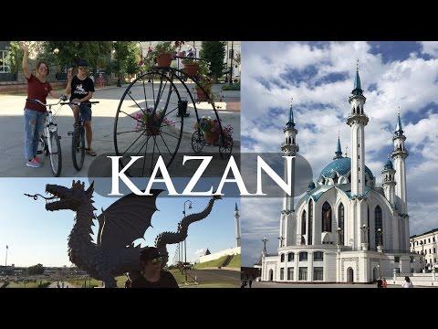 Italian boyfriend in Russia, Vlog #3. KAZAN | TRAVEL