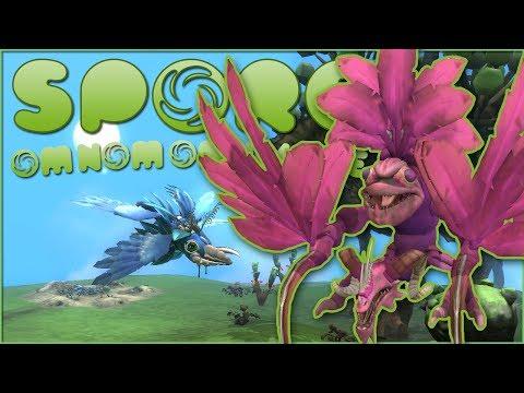 Too Aggressive for Our Own Good?! ☄️ Spore: OM NOM OMNIVORE!! - Episode #13