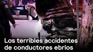 Accidentes por conductores ebrios - Alcoholímetro - En Punto con Denise Maerker thumbnail