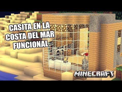 Minecraft una casa funcional y bonita casas de subs for Minecraft casas de lujo
