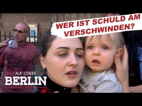 Für 100 Euro Kleinkind entführt | Auf Streife - Berlin | SAT.1 TV