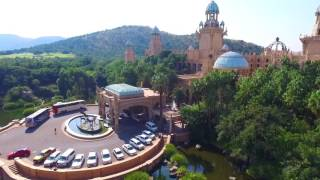 Palace of The Lost City @ Sun City - South Africa (DRONE)