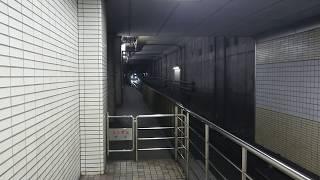 北大阪急行 9000系ポールスターⅡ第1編成 千里中央行き 新金岡到着