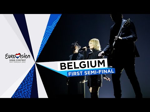 Hooverphonic - The Wrong Place - LIVE - Belgium ?? - First Semi-Final - Eurovision 2021
