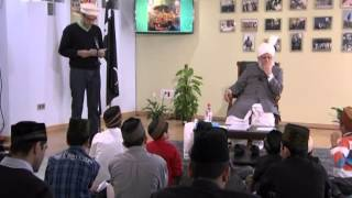 Urdu: Gulshan-e-Waqf-e-Nau Atfal/Khuddam 30th March 2013 in Spain - Islam Ahmadiyya