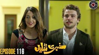 Sunehri Titliyan  Episode 116  Turkish Drama  Hande Ercel  Dramas Central