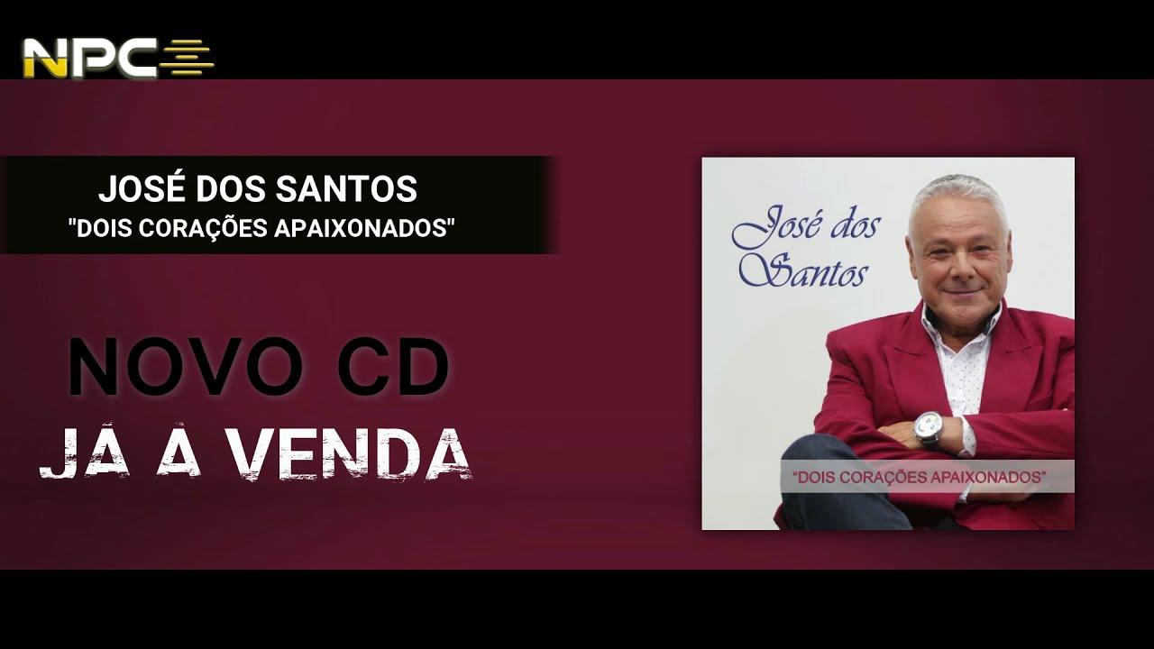 Download José dos Santos - Novo CD 2020