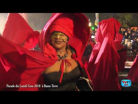 Carnaval du Lundi Gras 2018 en Guadeloupe