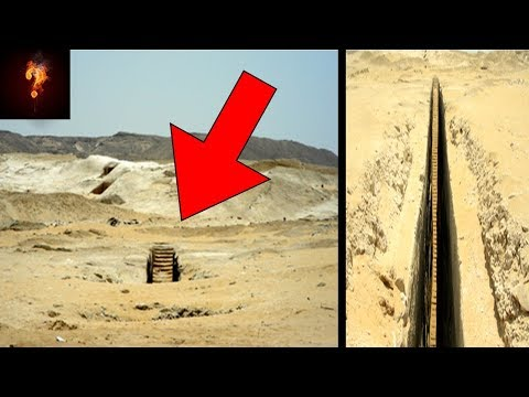 Mysterious Staircase Found In Giza Plateau?