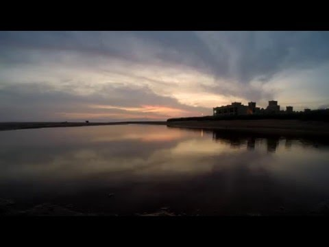 Cape Verde Sunset timelapse (HD)