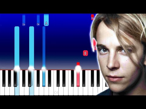 Tom Odell - Heal (Piano Tutorial)