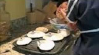 Baked Stuffed Clams